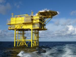 Offshore Substation Offshore Wind Farm Butendiek